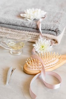 Escova para cabelos