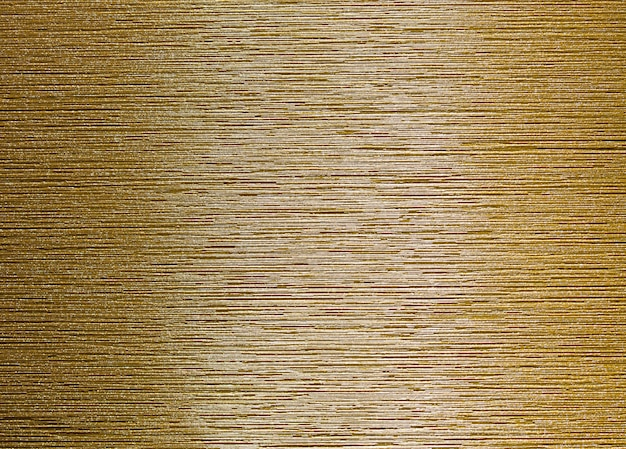 Escovado fundo dourado