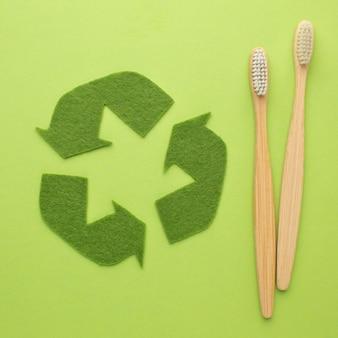 Escovas de dentes ecológicas