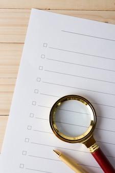 Escrevendo para fazer a lista