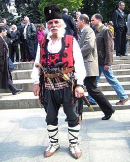 Escritor do renascimento nacional da bulgária