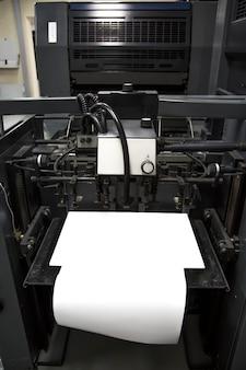 Escritório de impressão