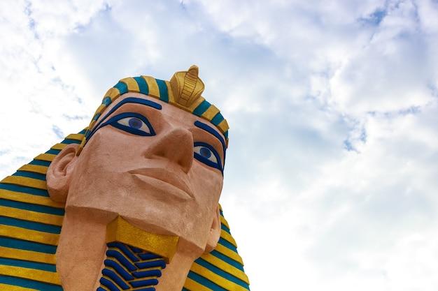 Esfinge, egyept, estátua