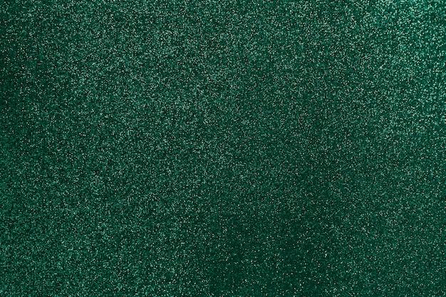 Esmeralda brilhante ou textura verde