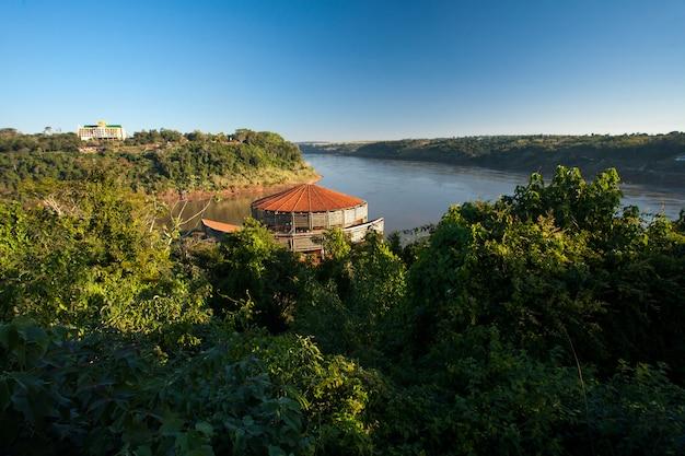Espaço das américas em foz do iguaçu, brasil