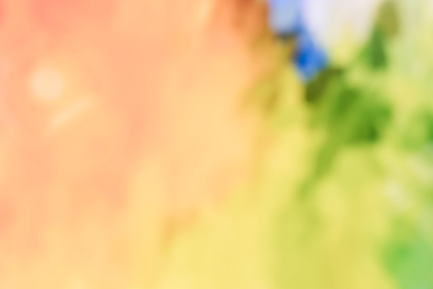Espaço de cópia abstrato colorido