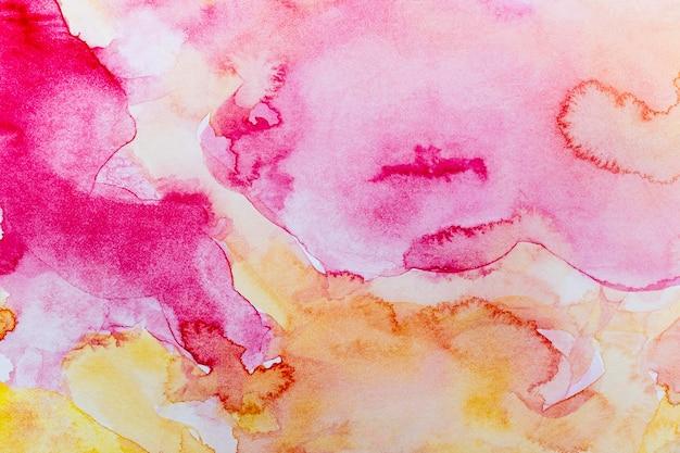 Espaço de cópia de fundo aquarela pastel