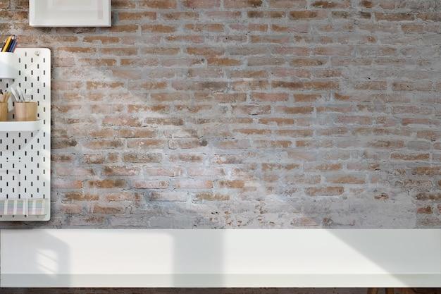 Espaço de maquete e cópia do espaço de trabalho