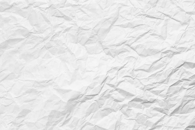 Espaço de textura de papel, textura de papel amassado para espaço e design.