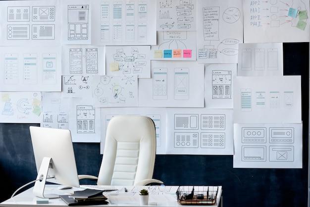 Espaço de trabalho do desenvolvedor de aplicativos