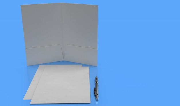 Espaço vazio na mesa de madeira com laptop com tela branca em branco, elegante espaço de trabalho