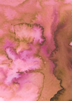 Espalhe o pano de fundo aquarela textura