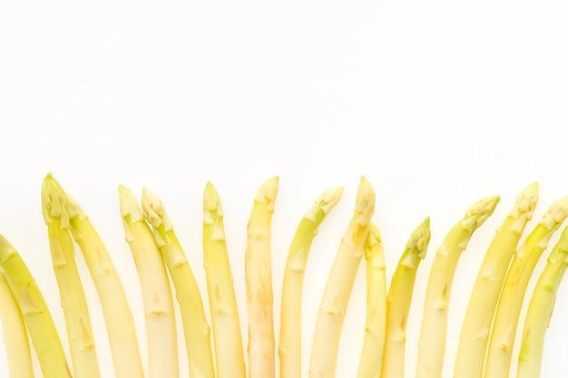 Espargos brancos