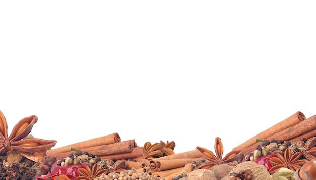 Especiarias aromáticas
