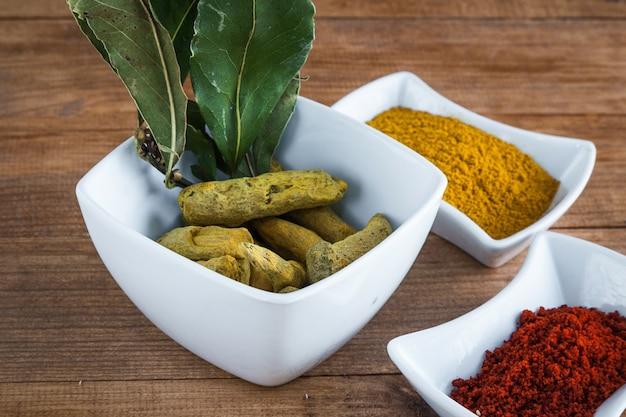 Especiarias marroquinas