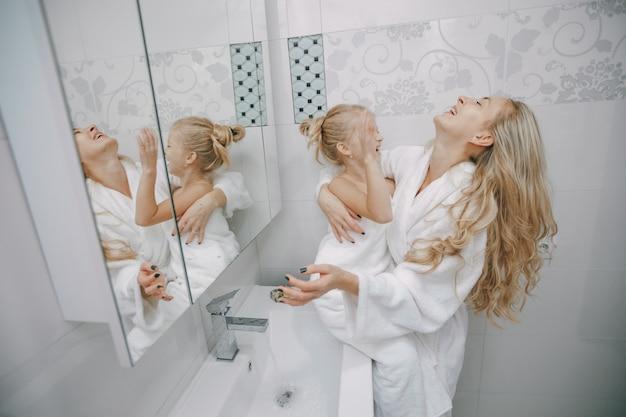 Espelho sorriso mãe reflexão interior