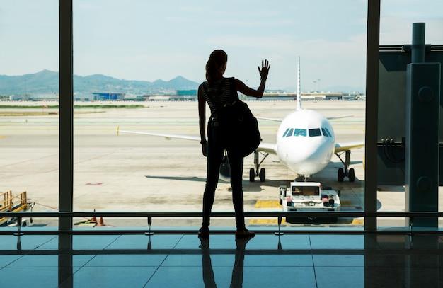 Esperando o vôo