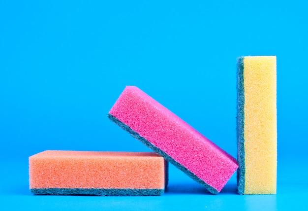 Esponjas coloridas