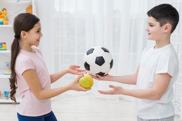 Esporte crianças