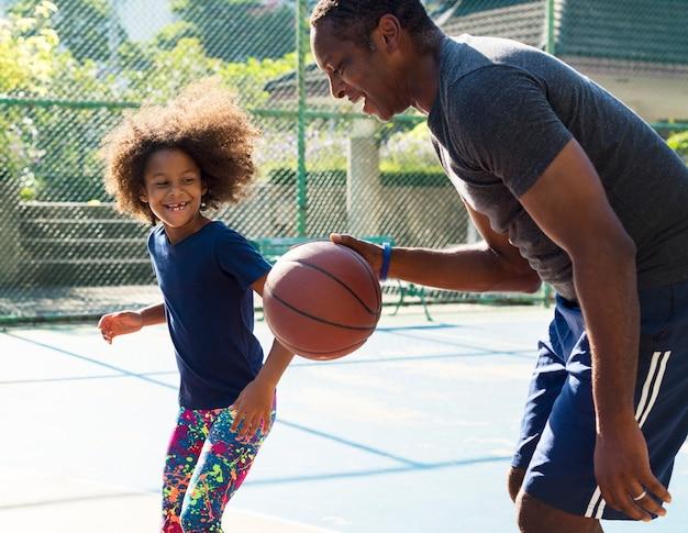 Esporte de basquete exercício atividade lazer