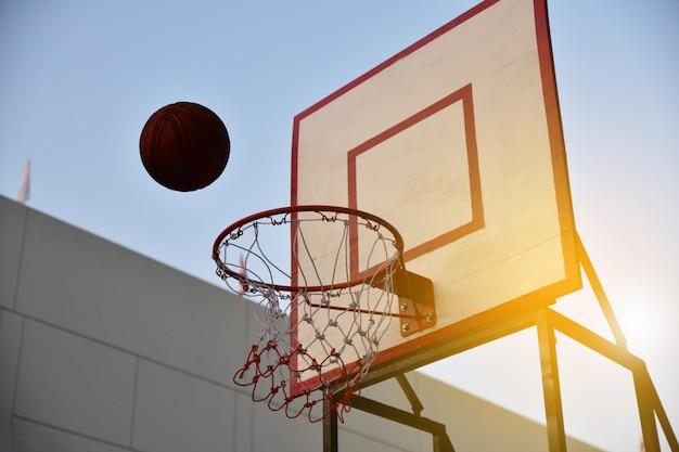 Esporte de basquete para todos