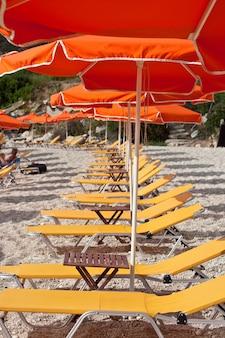 Espreguiçadeira praia