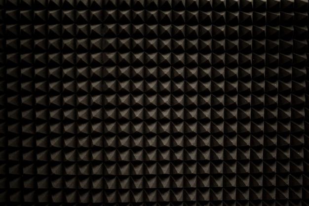 Espuma de almofada de som de estúdio