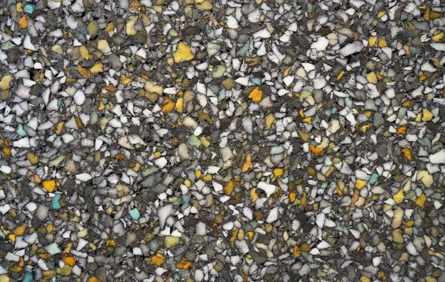 Espuma de isolamento reciclado textura macro