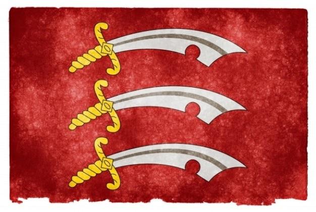 Essex grunge bandeira