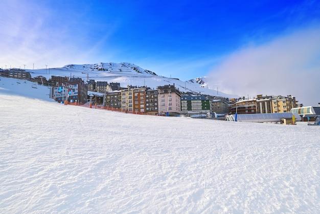 Estação de esqui andorra pas de la casa grandvalira