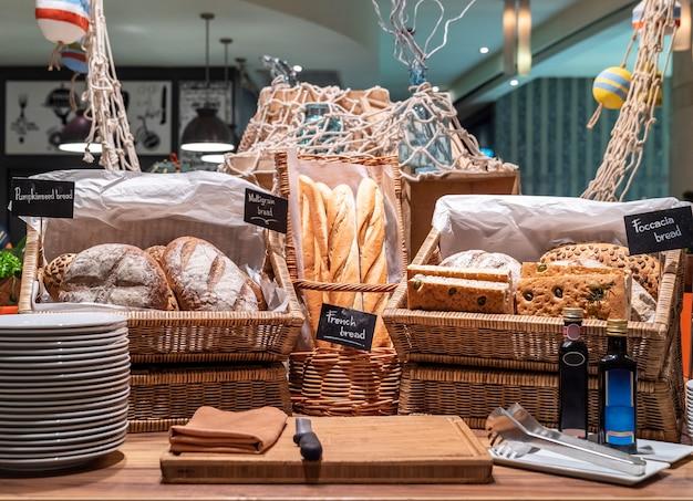Estação de pão