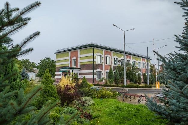 Estação ferroviária de rokuvata em kryvyi rih, ucrânia