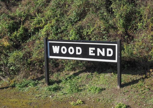 Estação wood end em tanworth in arden