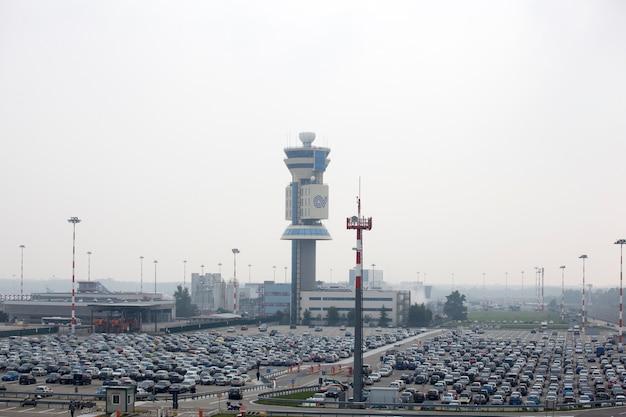 Estacionamento do aeroporto