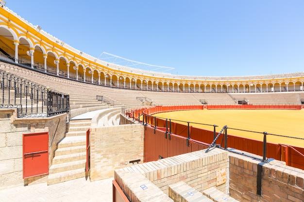 Estádio de arena de tourada