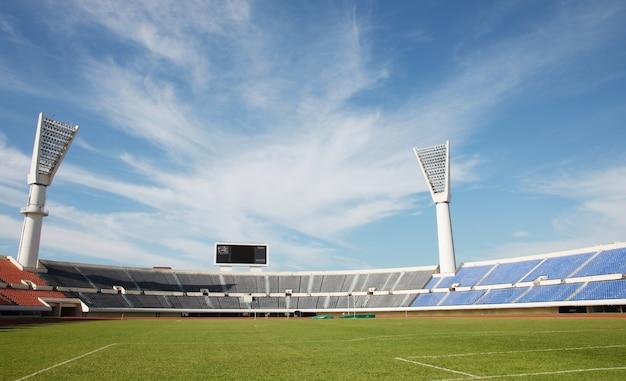 Estádio de esporte