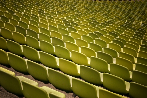 Estádio de futebol de futebol de beisebol