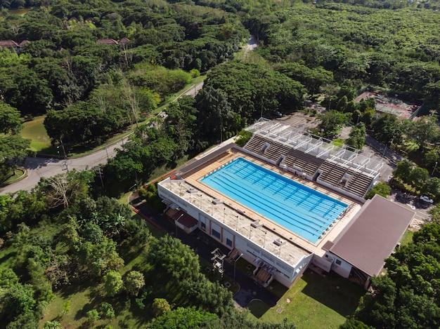 Estádio piscina