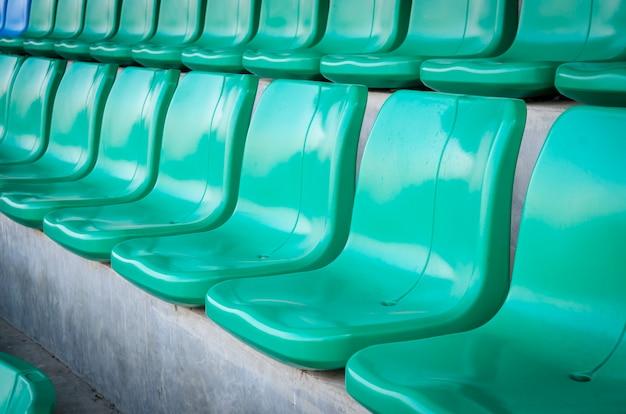 Estádio verde