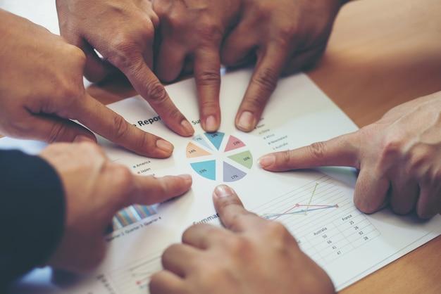 Estatísticas de estratégia grupo profissional humano