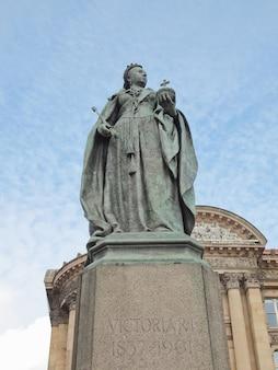 Estátua da rainha vitória