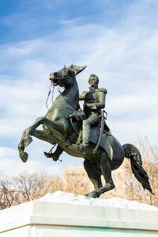 Estátua de jackson