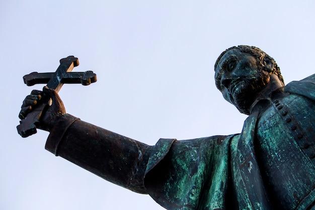 Estátua de são francisco xavier