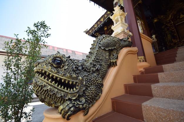 Estátua do dragão