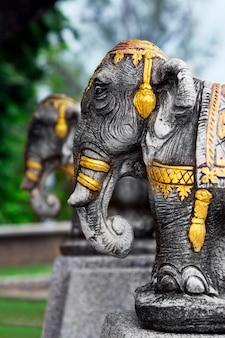 Estátua do elefante