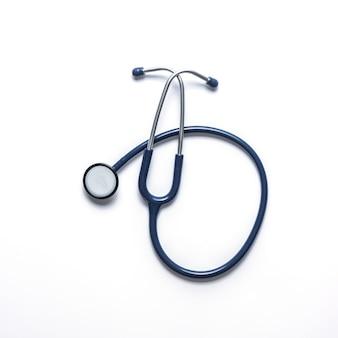 Estetoscópio por check-up médico