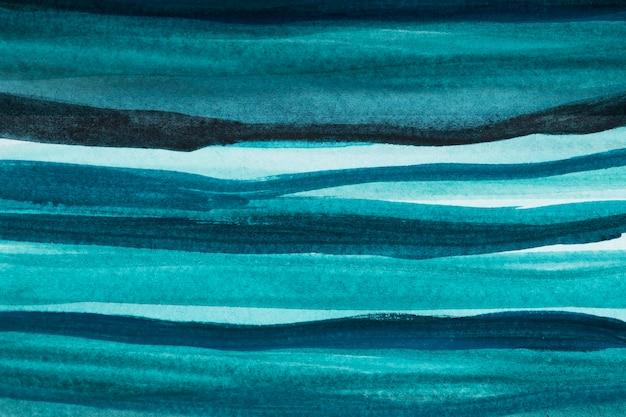 Estilo abstrato do fundo da aguarela do fundo do mar ombre