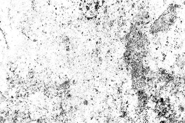 Estilo abstrato preto e branco do grunge da textura.