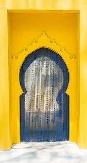 Estilo de arquitetura do marrocos