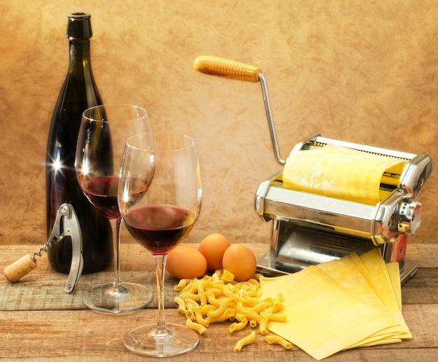 Estilo de comida italiana